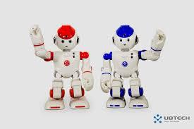 alpha 2 humanoid robot family indiegogo