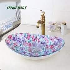 online get cheap oval countertop basins aliexpress com alibaba