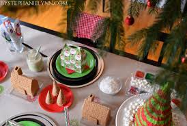 cookie party supplies gingerbread house cookie decorating party for the kids a
