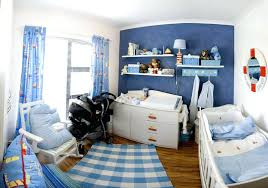 Decor For Baby Room Nautical Decor For Baby Room Light Blue Sailing Theme Baby Boy