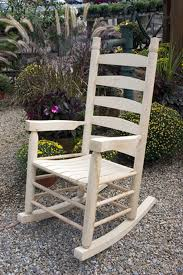 how to paint an outside wooden rocking chair hunker