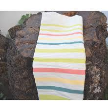 plaid coton pour canapé plaid coton pour canapé tricolore