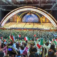 the iglesia ni cristo the philippine arena