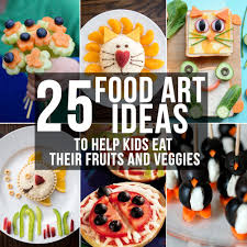 25 food art ideas to get your kids to eat their fruits and