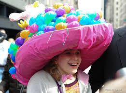 easter bonnets new york easter bonnet parade held in manhattan china org cn