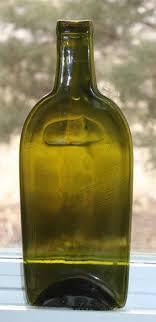 melted wine bottle platter melted wine bottle tray flatten bottle tray platter shaped