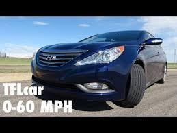 hyundai sonata 0 60 2014 hyundai sonata turbo 0 60 mph review