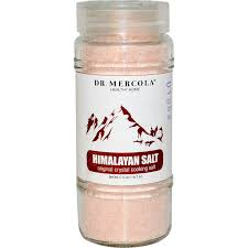 himalayan salt dr mercola healthy home himalayan salt original crystal