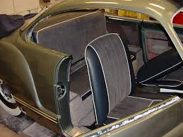 Karmann Ghia Interior Thesamba Com Ghia View Topic Lowlight Thin Back Seats