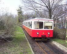 treno cremagliera ferrovia a cremagliera di budapest