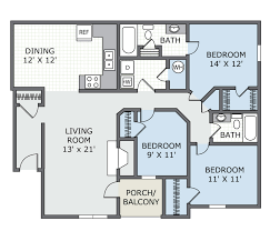 floorplans southaven apartments savannah creek exact dimensions features may vary with each floor plan