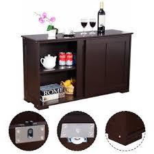 kitchen buffet cabinets kitchen buffet ebay