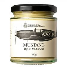 bureau de change dijon rcc mustang dijon mustard packaging of the day