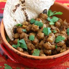 cuisine curry roasted chickpea curry chana masala the daring gourmet