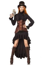halloween costume steampunk