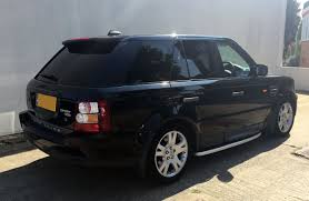 wrapped range rover autobiography blog our latest range rover sport project 24th april 2015
