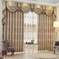 Bay Window Valance Aliexpress Com Buy New Arrival European Luxury Curtain Bay