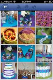 peacock baby shower sonal s peacock themed baby shower peacocks babies and peacock baby