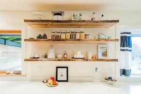 open shelving ideas kitchens open shelving allows you to organize your kitchen with a