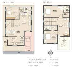 600sft Floor Plan by Plans For Independent House House Design Plans