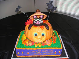 cake decorating ideas for halloween halloween themed birthday cakes u2013 festival collections