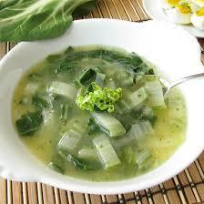 cuisiner les cotes de blettes recette potage de feuilles et côtes de bettes
