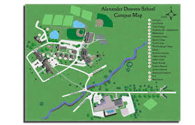 Colorado Mesa University Map by Alexander Dawson Map Alexander Dawson Lafayette Co