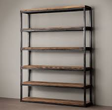 bookshelves metal best 25 metal shelving ideas on pinterest metal shelves