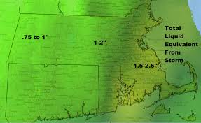 forecast wet and windy nor u0027easter ramps up overnight wbur news