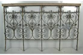 Rod Iron Headboard Size Iron Headboard Pozvonime Rod Iron Headboards Size