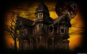 real scary haunted houses ya know saturday before halloween
