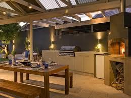 outdoor kitchens australia modern on kitchen designs latest home