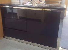Black Gloss Sideboards Cheap Black Sideboards Ebay