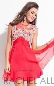 wholesale vestido de festa curto modest red mint green white lace