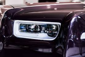 rolls royce inside lights this 2018 rolls royce phantom is purple on purple perfection