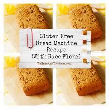 Coconut Flour Bread Recipe For Bread Machine Gluten Free Bread Machine Recipe Brown Rice Bread