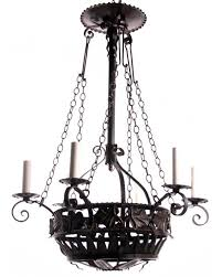 Wrought Iron Chandelier Uk Lighting Wrought Iron Chandelier