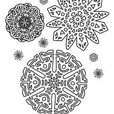match matching snowflakes coloring page color luna