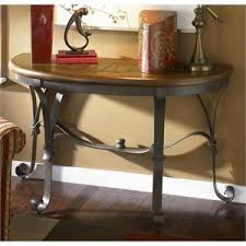 Stone Sofa Table Riverside Furniture Stone Forge Collection Cymax Stores
