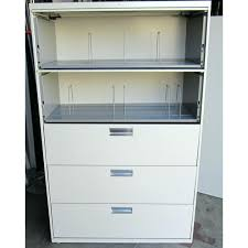 One Drawer File Cabinet Five Drawer File Cabinet Details Used Hon 5 Drawer Lateral File