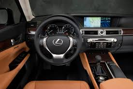 lexus interior 2012 review lexus gs 350 awd wired