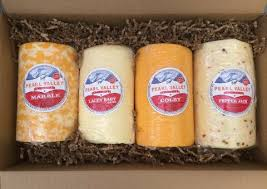 cheese gift box mini cheese wheel variety gift box pearl valley cheese