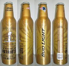 bud light aluminum bottles nfl unintended sports releases
