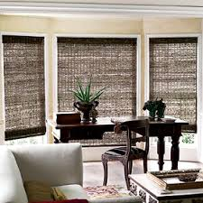Bamboo Curtains For Windows Doors And Windows Blinds Miami Bamboo Shades