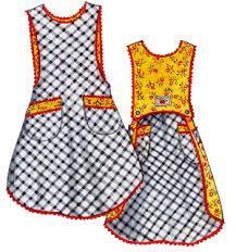 apron smock and pinafore sewing patterns