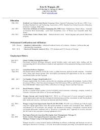 Cio Resume Samples by Cio Resume Ecordura Com
