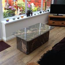 black granite table top get your bedroom side tables topped with granite slabs finished with
