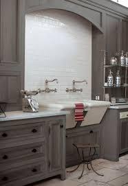 Grey Wash Kitchen Cabinets Gray Kitchens Variations