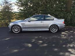 2004 e46 bmw m3 manual coupe 338 bhp service history very low