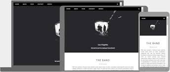 responsive web design layout template responsive web design templates